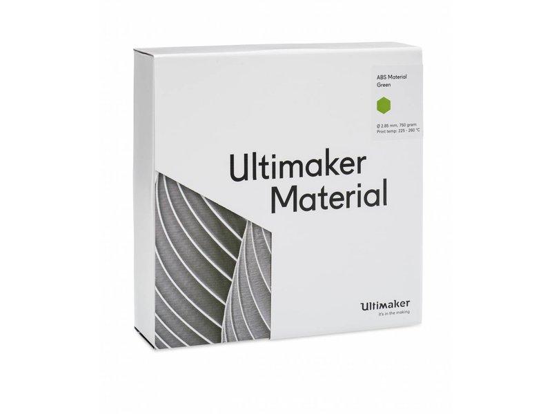 Ultimaker ABS Green (NFC) (#1627)