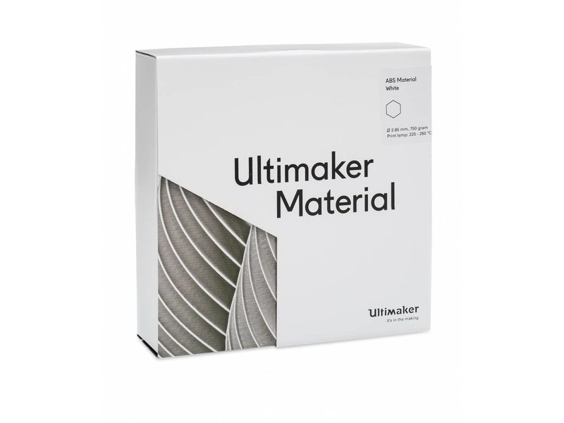 Ultimaker ABS White (NFC) (#1622)