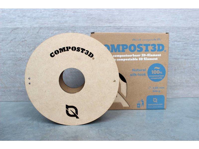 B4PLastics Compost3D Silk White