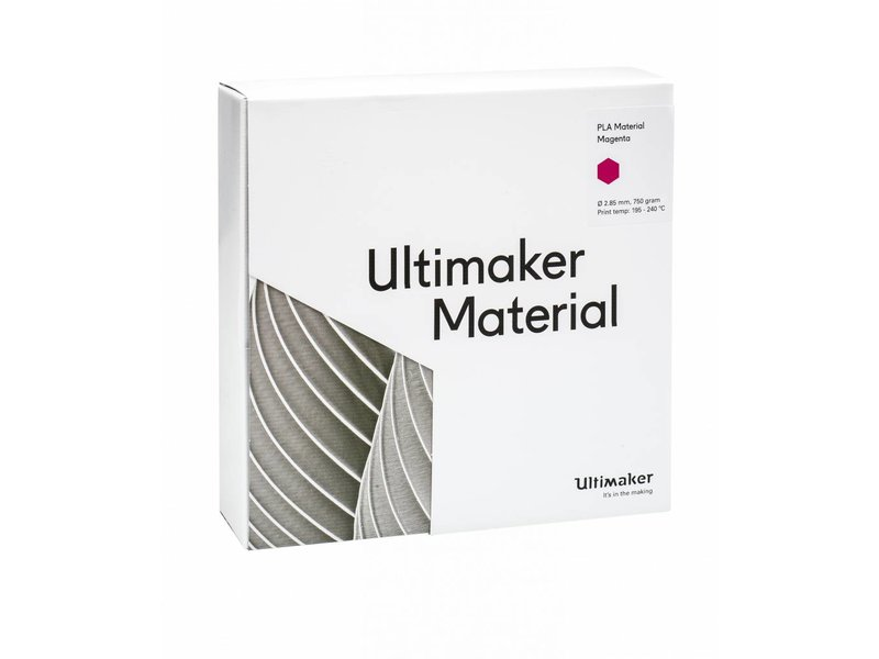 Ultimaker PLA Magenta (NFC)