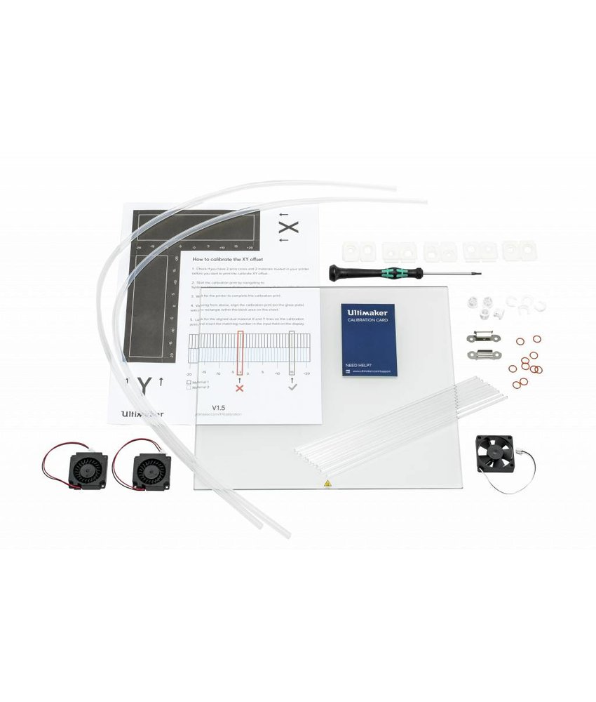 Ultimaker UM3 Maintenance Kit (#9523)