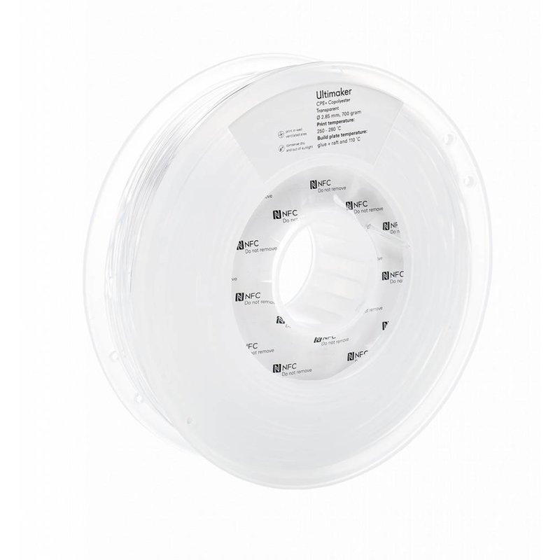 Ultimaker CPE+ Transparent (NFC) (#1643)