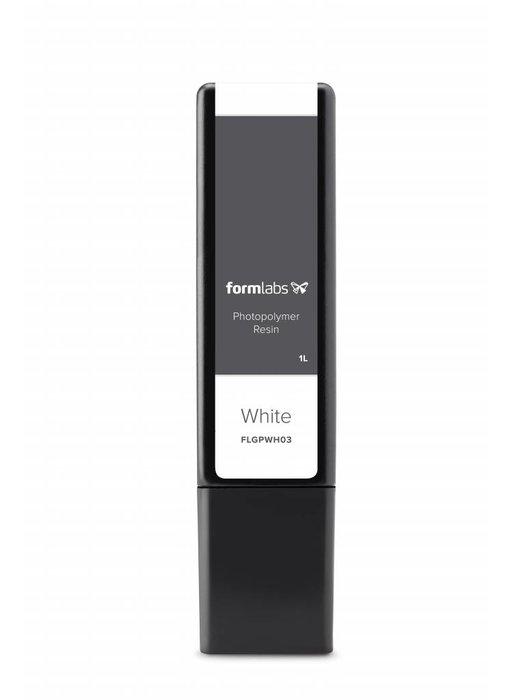Formlabs White v4 Resin Cartridge 1L