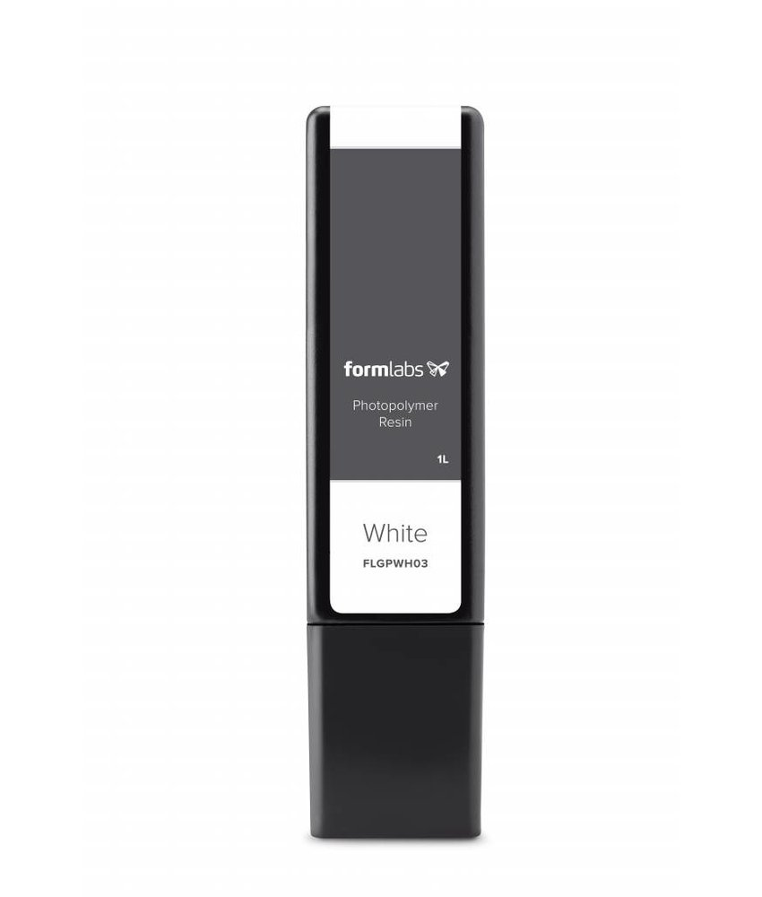 Formlabs White v4 Resin Cartridge 1L