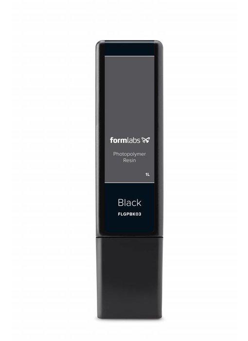 Formlabs Black v4 Resin Cartridge 1L voor Form 2