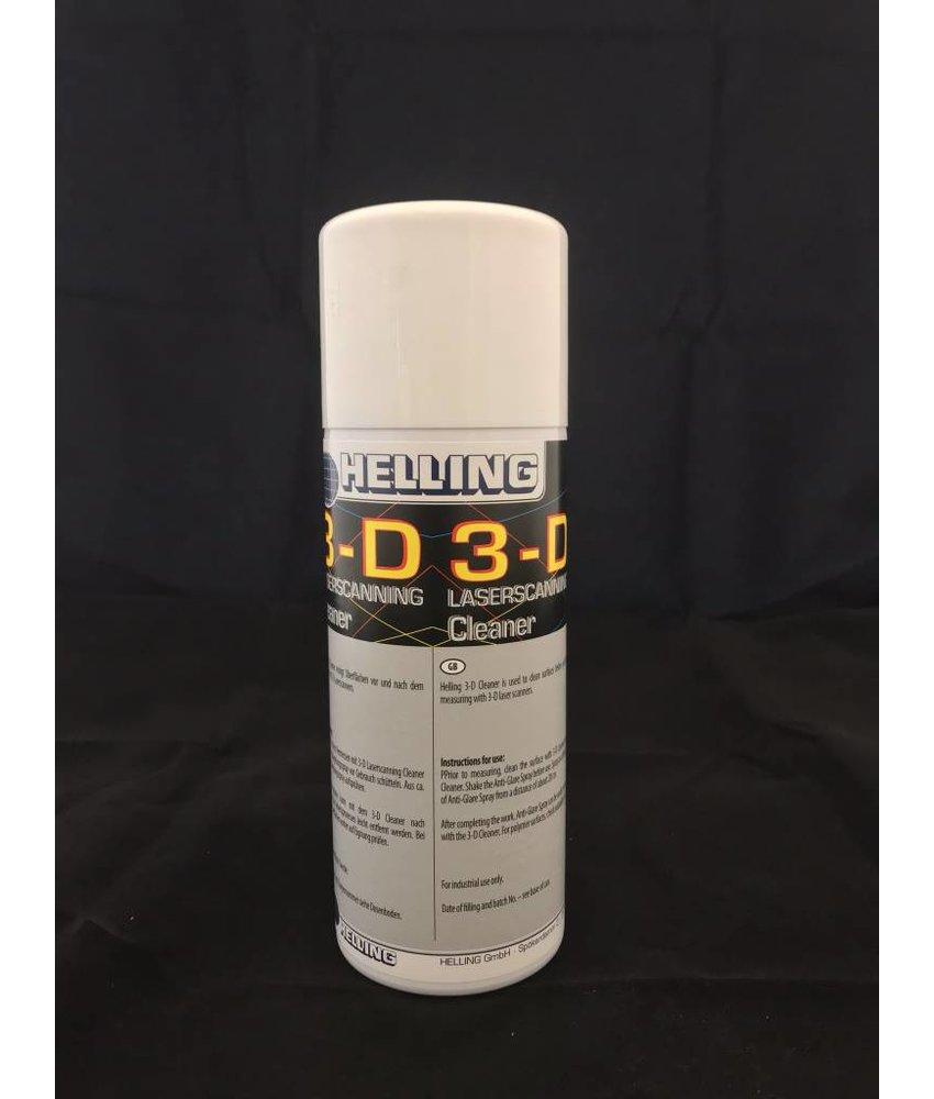 3D Scan Spray Cleaner