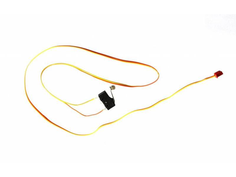 Tiertime Y limit switch for Up mini 2 - red plug - 2p 650mm