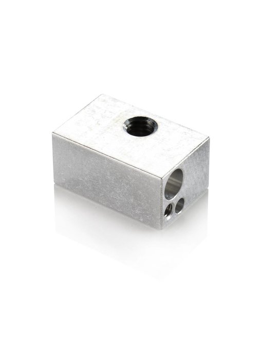 Ultimaker Aluminium Heater Block (#1049)