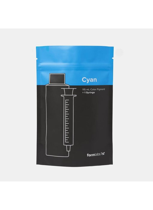 Formlabs Color Pigment Cyan  115mL