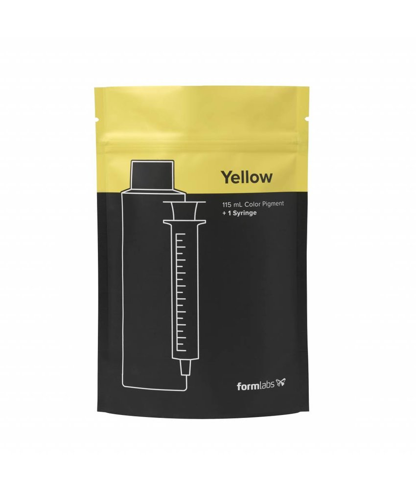 Formlabs Color Pigment Yellow 115mL