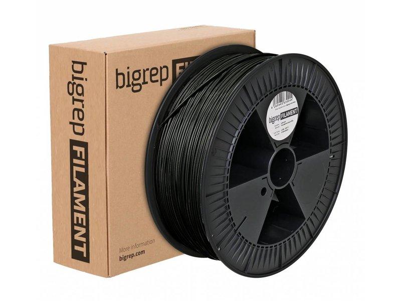 """BigRep PLA TrueBerlin """"Schwartzfahrer"""" 2.85mm"""