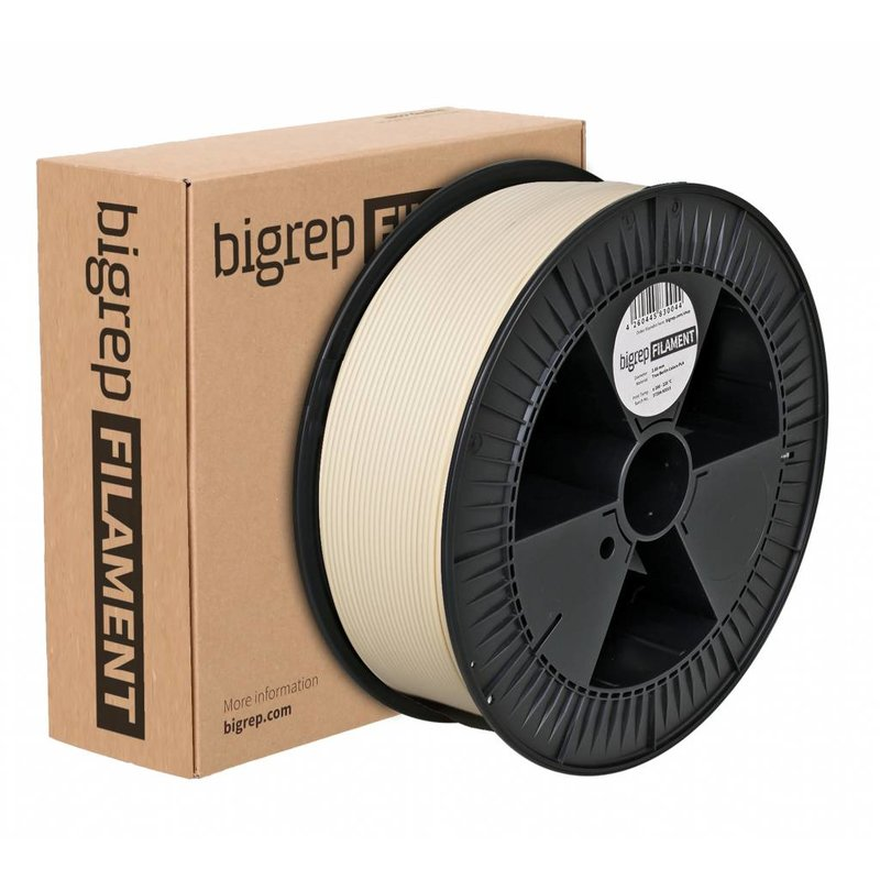 "BigRep Industrial Pro HT ""Natur"" 2.85mm"