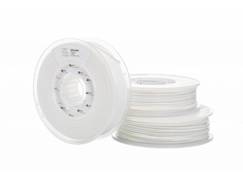 Ultimaker Tough PLA White (NFC) (#202301)