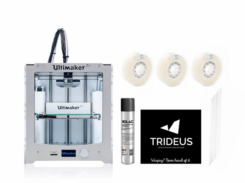 Ultimaker 2+ Starter Pack