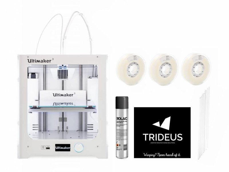 Ultimaker 3 Starter Pack