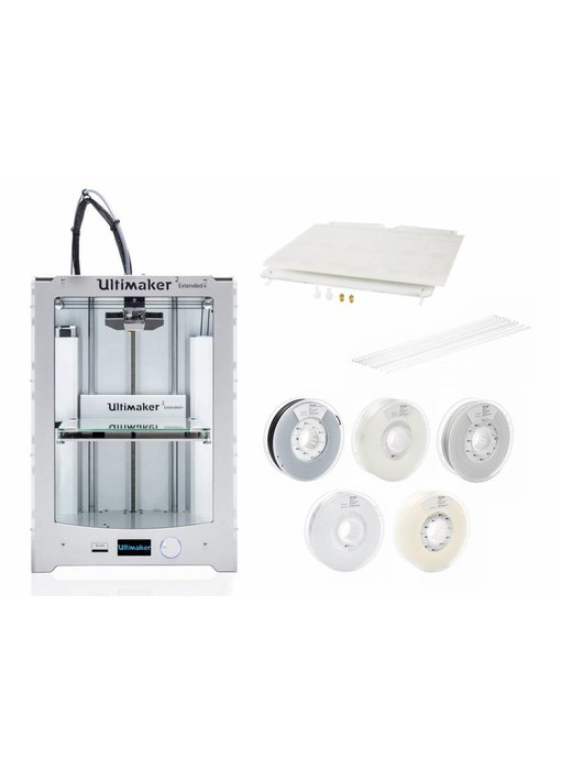 Ultimaker 2 Extended+ Advanced Pack