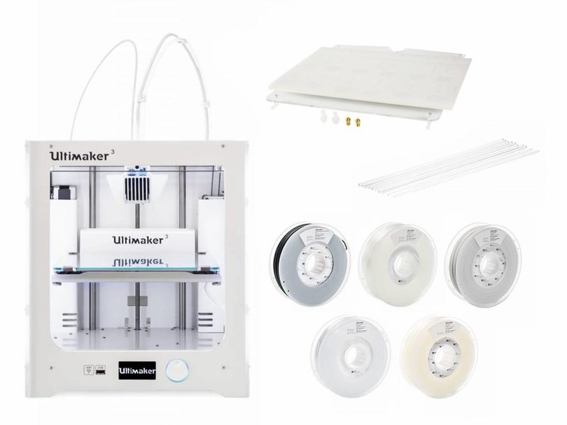Ultimaker 3 Advanced Pack