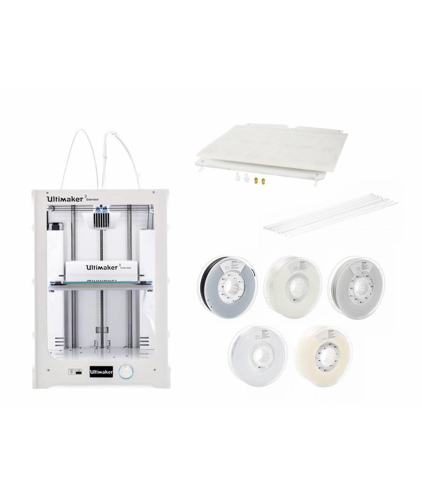 Ultimaker 3 Extended Advanced Pack