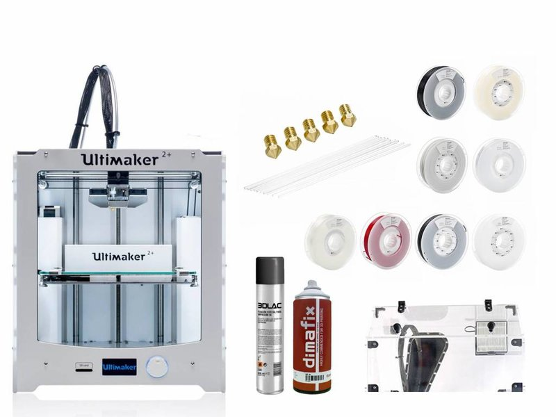 Ultimaker 2+ Engineering Pack