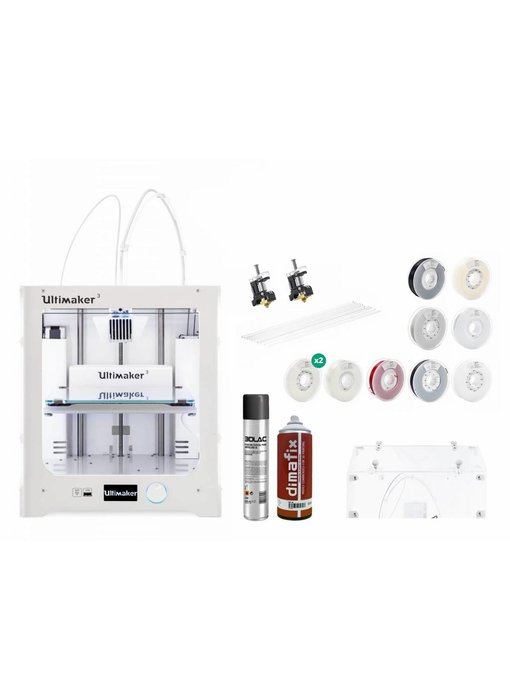 Ultimaker 3 Engineering Pack