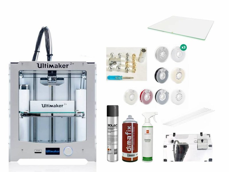 Ultimaker 2+ Production Pack