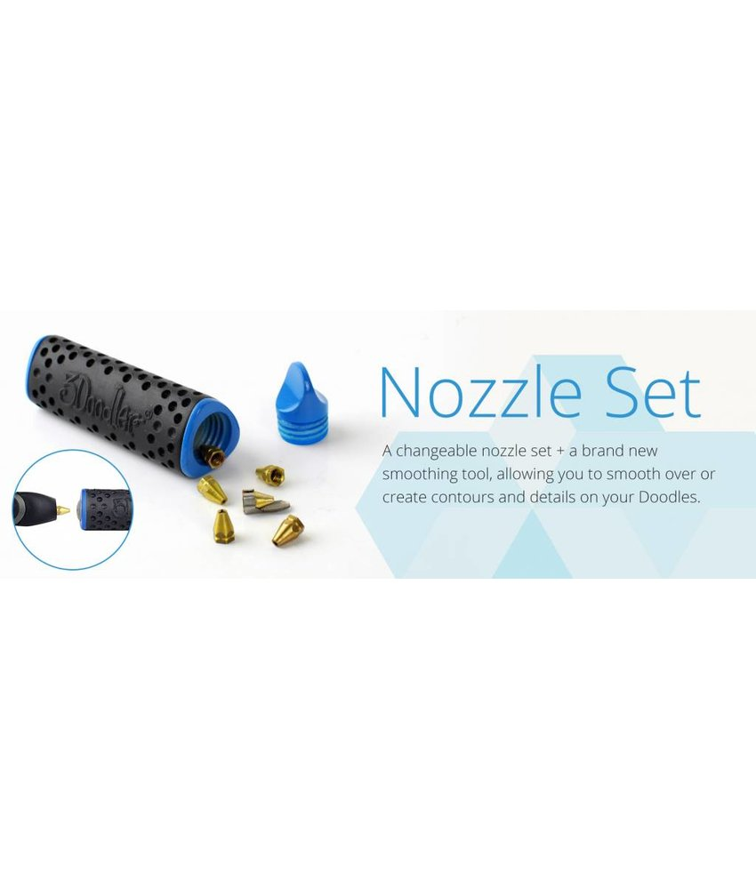 3Doodler Create Nozzle Set