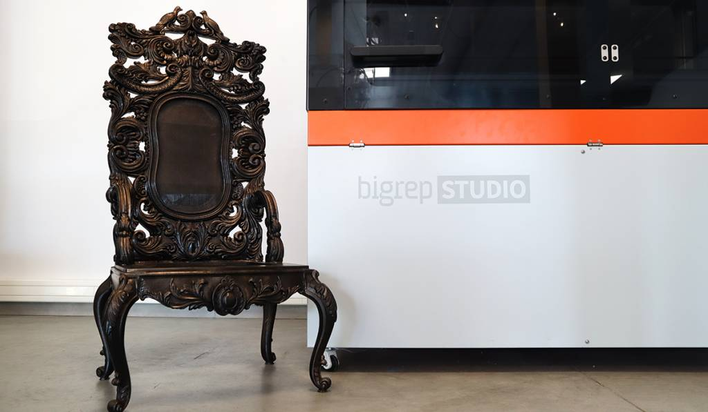 Story - Antieke stoel BigRep