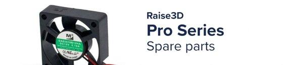 Spare parts voor Pro Series