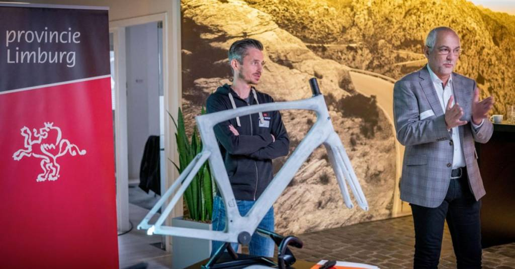 Trideus ontvangt Limburgse innovatiepremie van 50.000 euro
