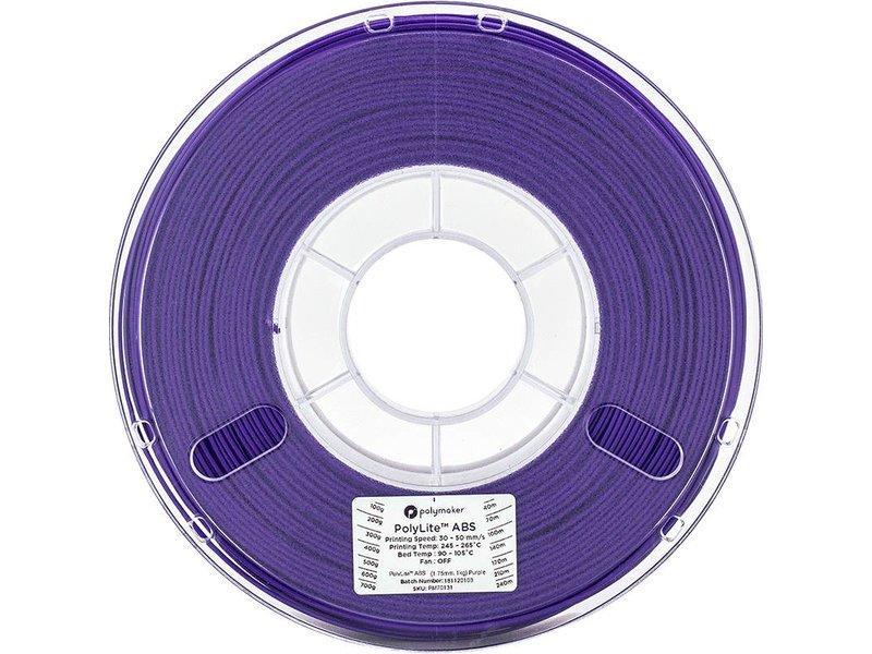 Polymaker PolyLite ABS Purple 1kg