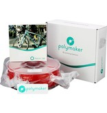 Polymaker PolyLite ABS Red 1kg
