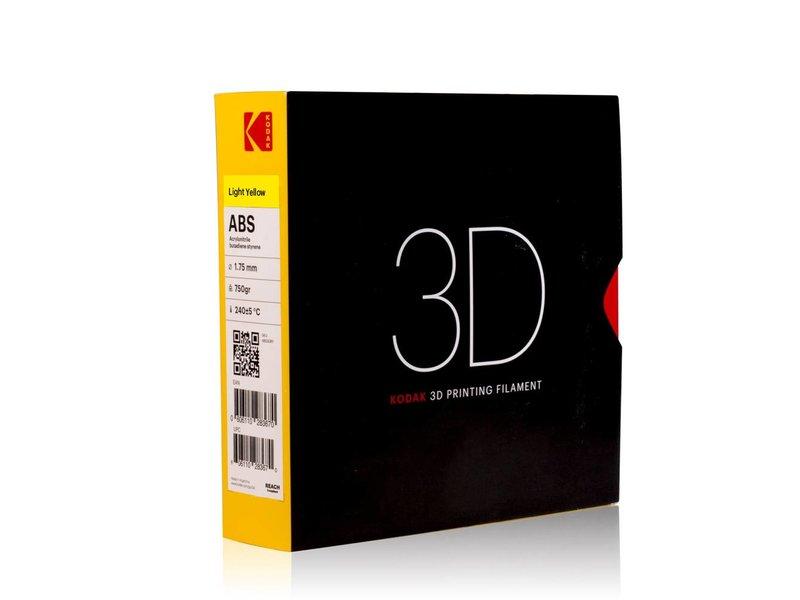 Kodak ABS Light Yellow 750gr