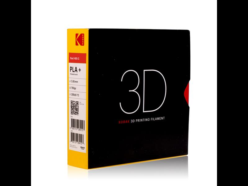 Kodak PLA+ Red 750gr