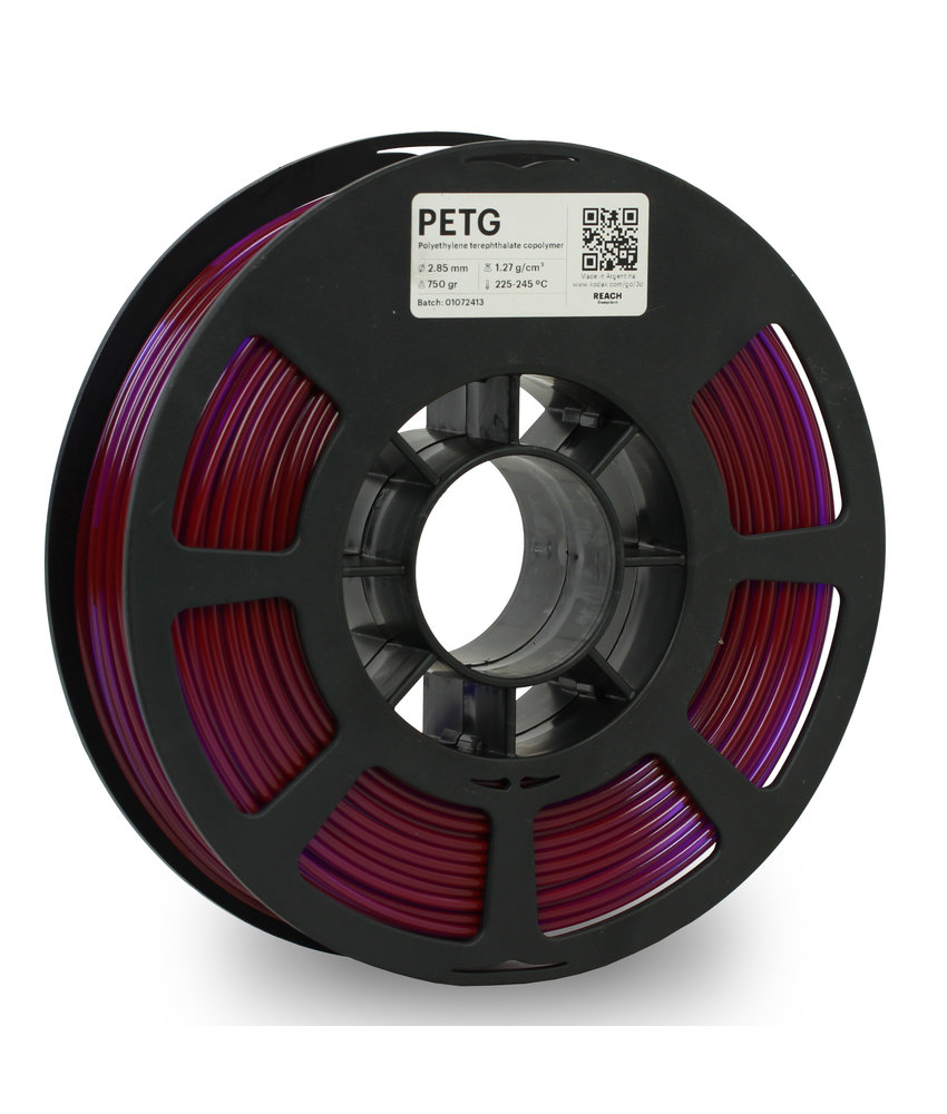 Kodak PETG Translucent Purple 750gr