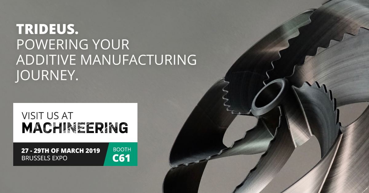 Register your free visit to Machineering 2019