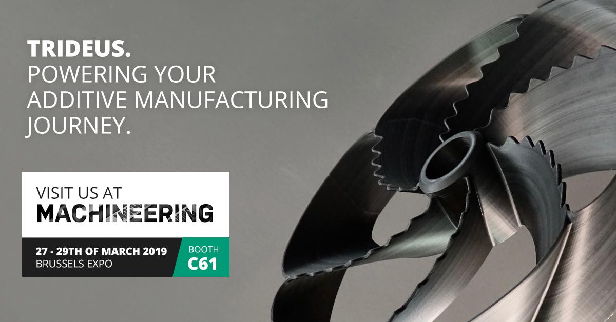 Registreer hier uw gratis bezoek aan Machineering 2019