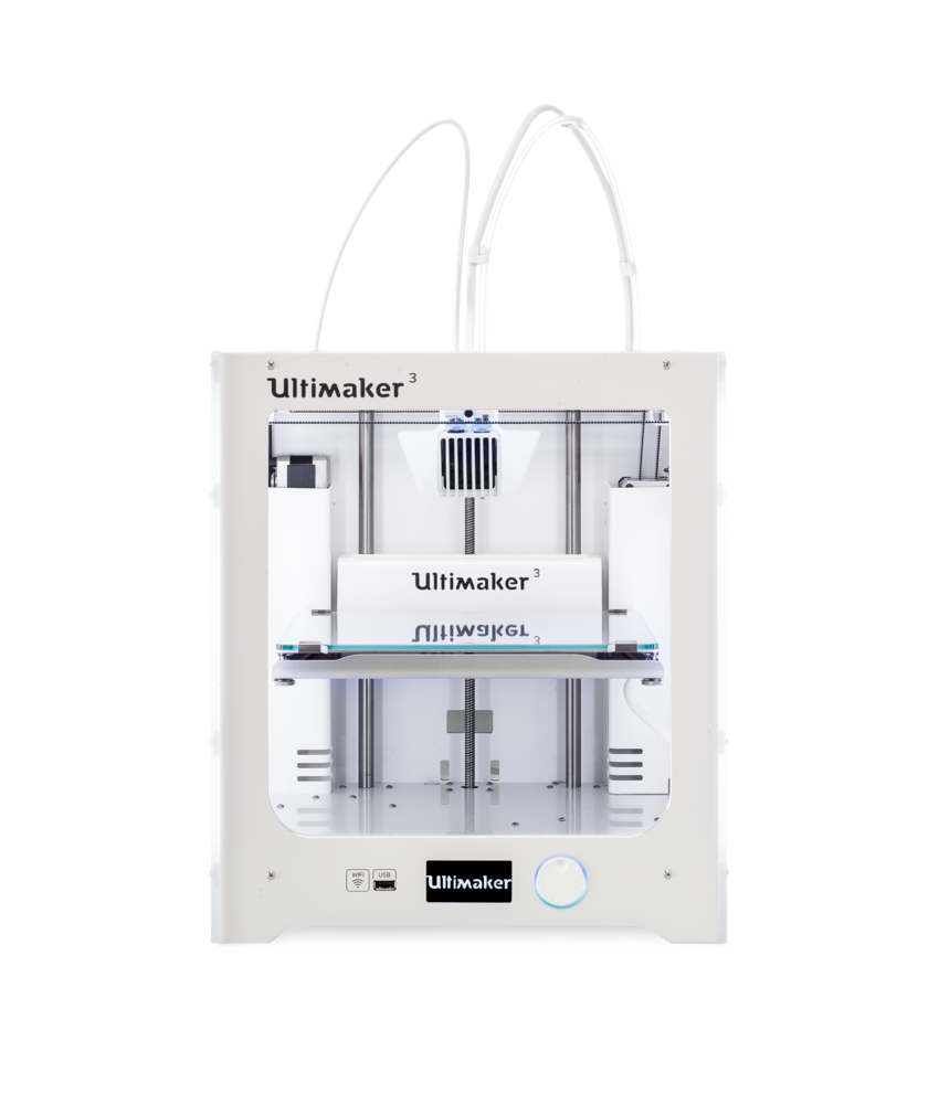 Ultimaker 3 (Tweedehands)
