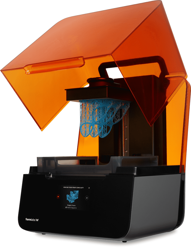 Formlabs Form 3 and Form 3L - Trideus