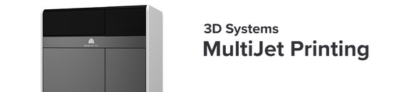 3D Systems MultiJet Printing