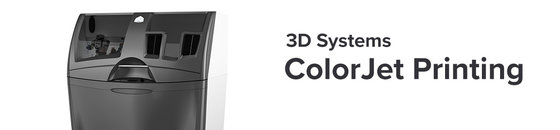 3D Systems ColorJet Printing