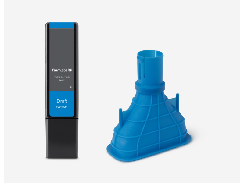 Formlabs Draft Resin Cartridge 1L