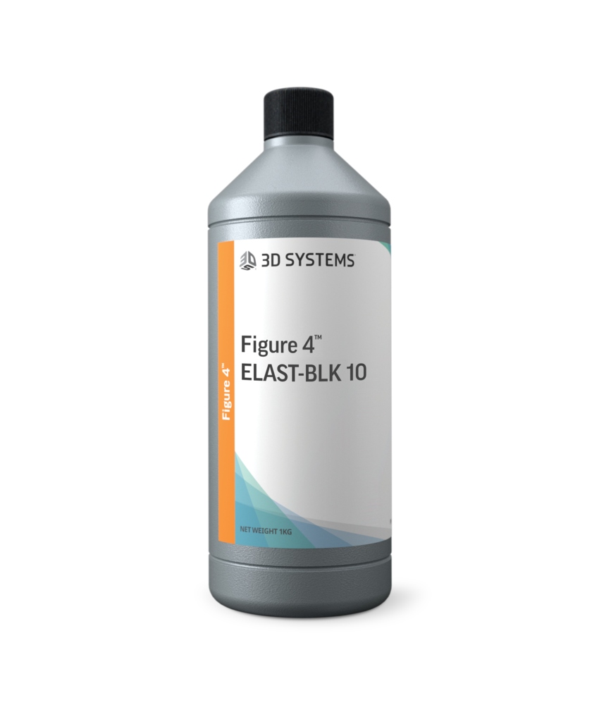 3D Systems Figure 4 Elast - BLK 10