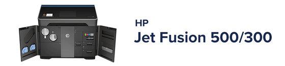 HP Jet Fusion 500/300