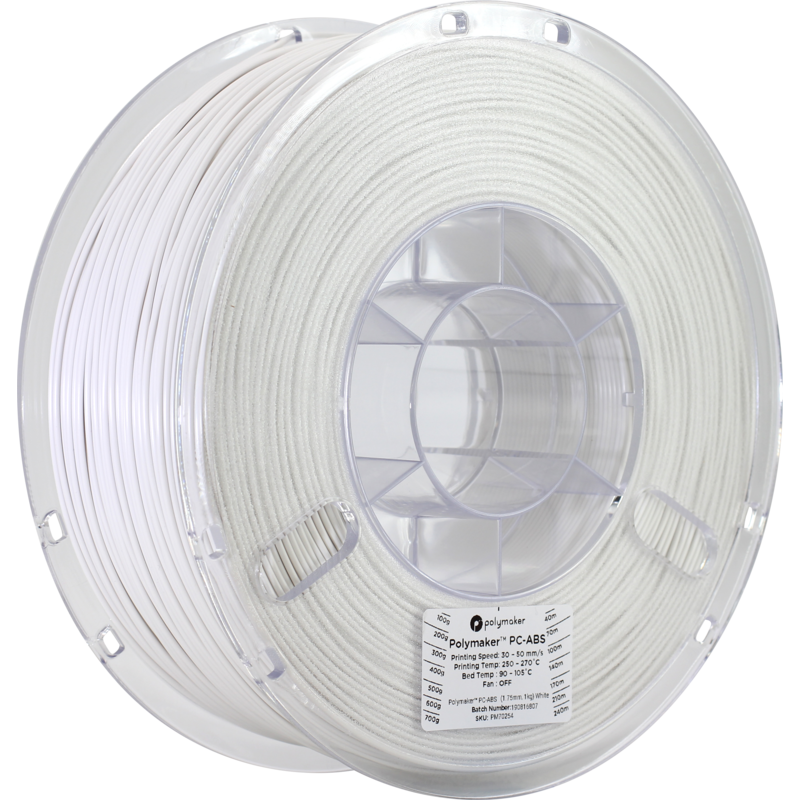 Polymaker PC-ABS White 1kg