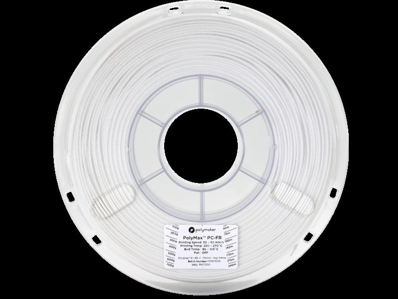 Polymaker PolyMax PC-FR White 1kg