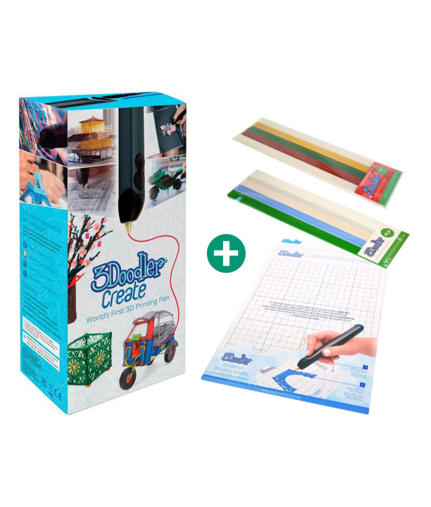 3Doodler Start to 3Doodle X-MAS Bundle