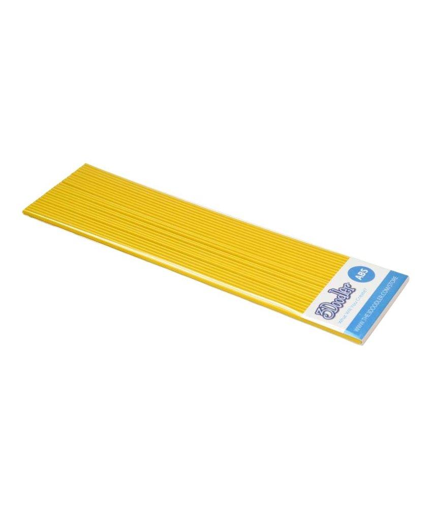 3Doodler Create Sunnyside Yellow Pack ABS
