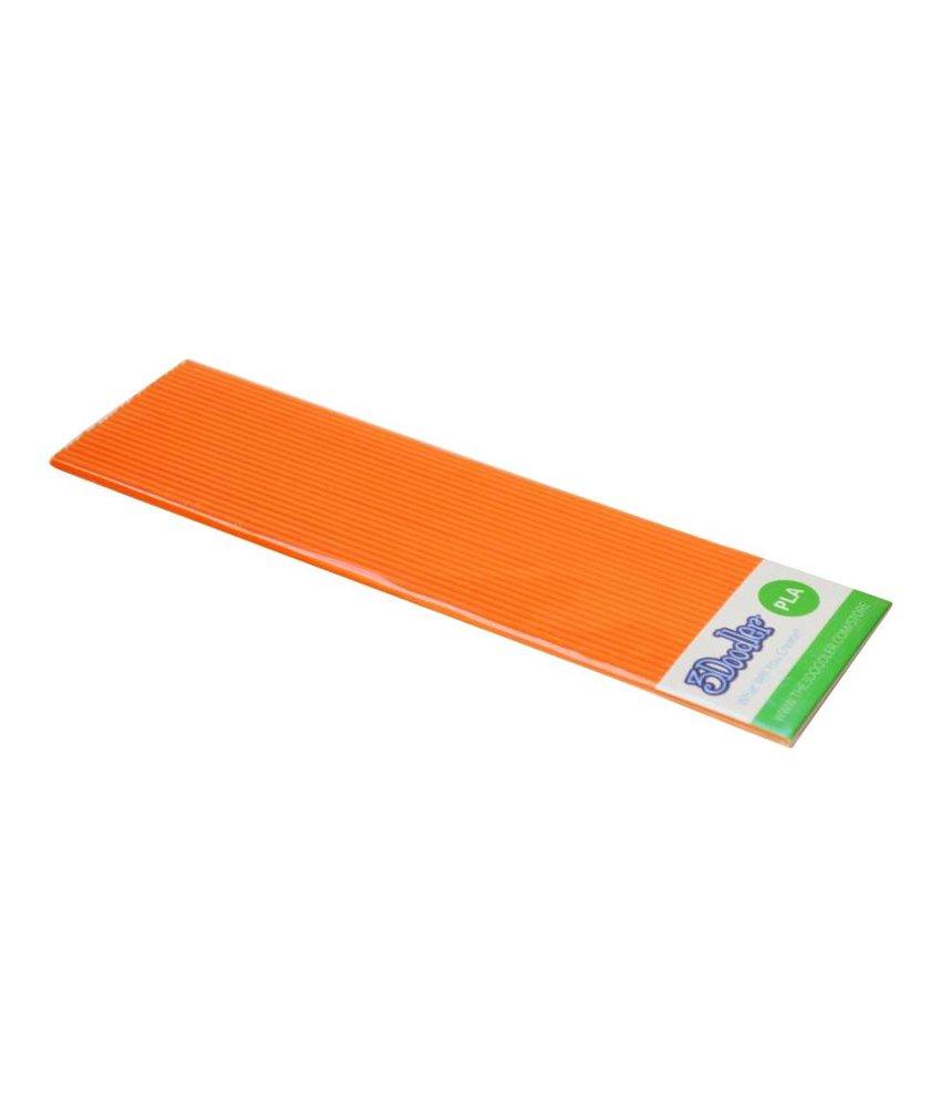 3Doodler Create OJ Orange Pack PLA