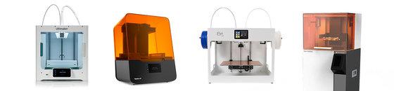 Alle 3D-printers