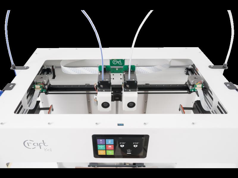 CraftBot Flow IDEX 3D-printer